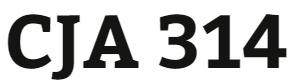 CJA 314 Week 5 Criminology in the Future Paper