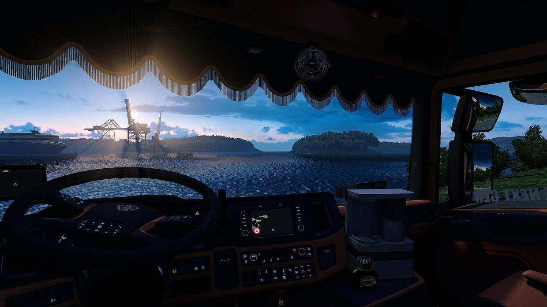 Scania S Holland / Danish / NEXT GEN Interior ETS 2