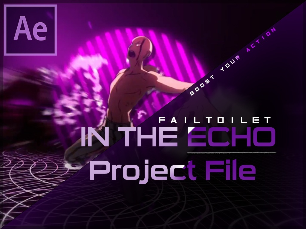 'In The Echo' - Project File