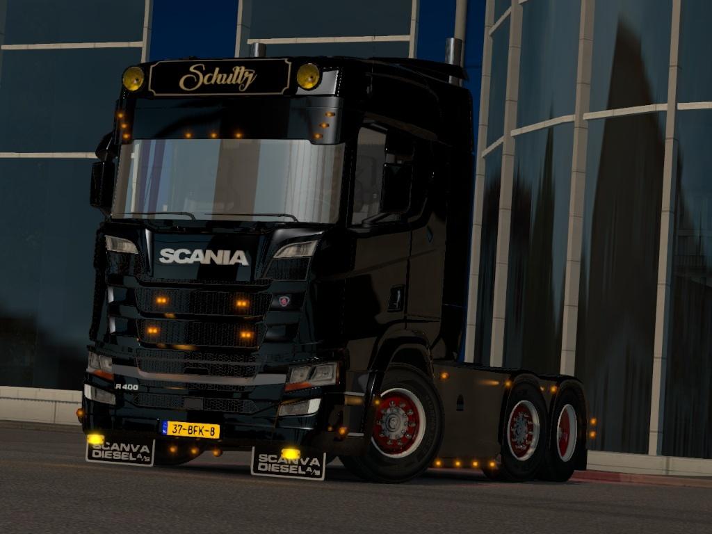Scania New Generation