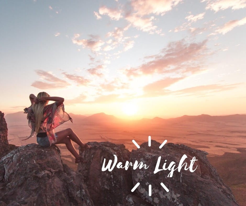 Warm Light Lightroom Presets