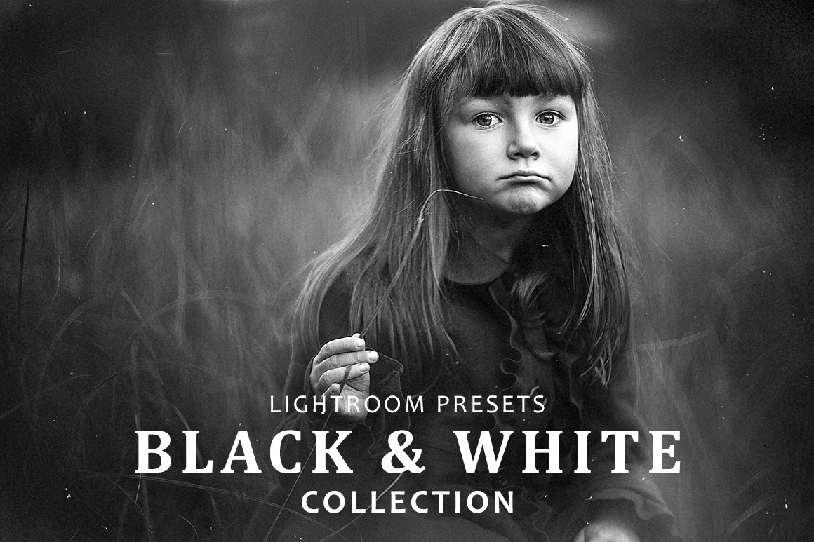 B&W Collection 50 Lightroom Presets