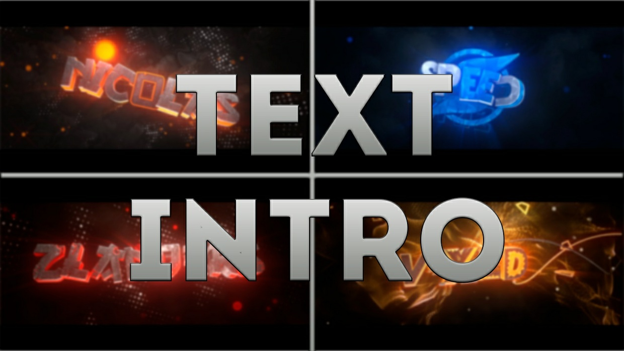 Text Intro (Simple)