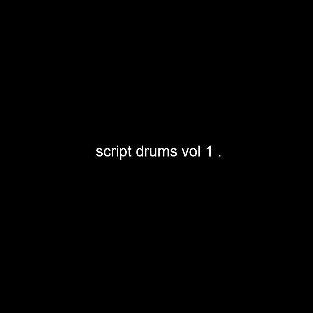 script drums vol 1.