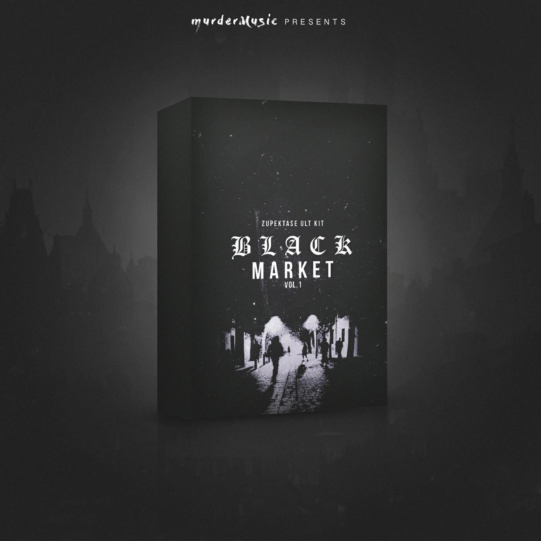 ZUPEKTASE ULT Kit - Black Market vol.1
