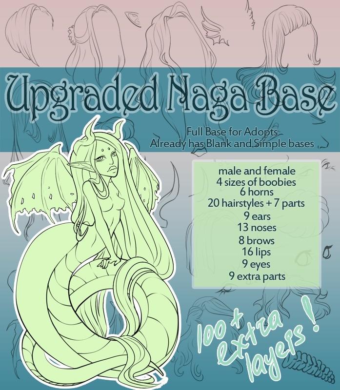 [P2U] Naga Upgraded Base - Biggest base!