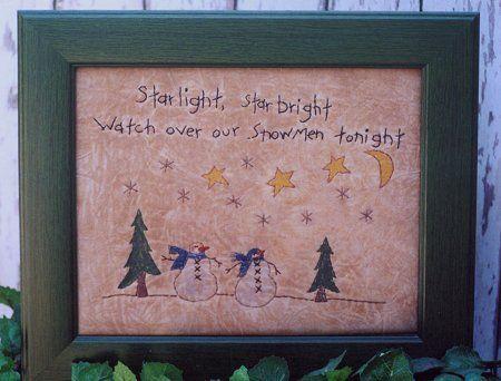 #346 Starlight Starbright E Pattern