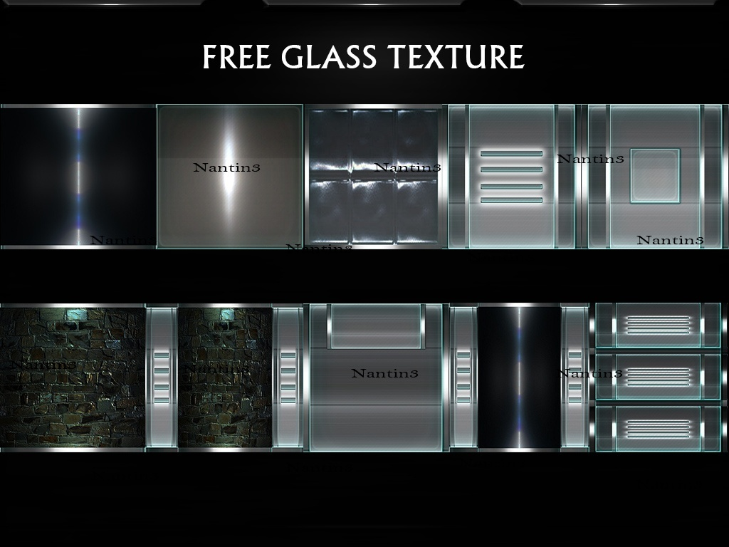 FREE GLASS TEXTURE