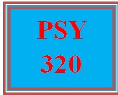psy 320 week 1 paper motivation concepts table For more classes visit wwwsnaptutorialcom psy 320 week 1 dqs psy 320 week 1 individual assignment motivation concepts table and analysis psy 320 week 2 dqs psy 320.