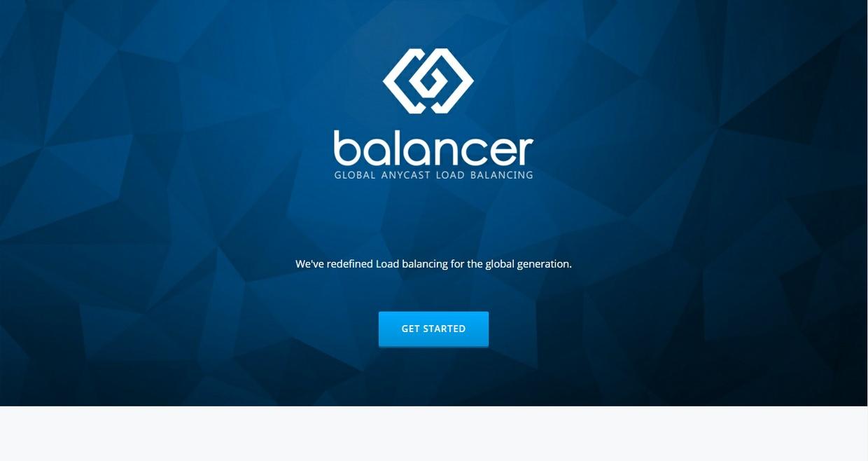 balancer responsive professional template