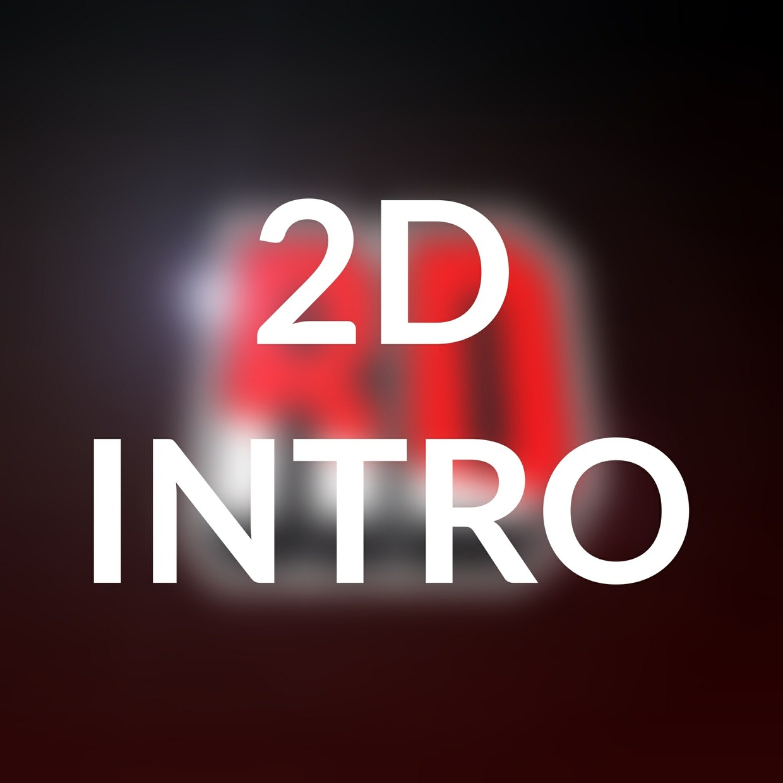 2D Intro Design (1$)