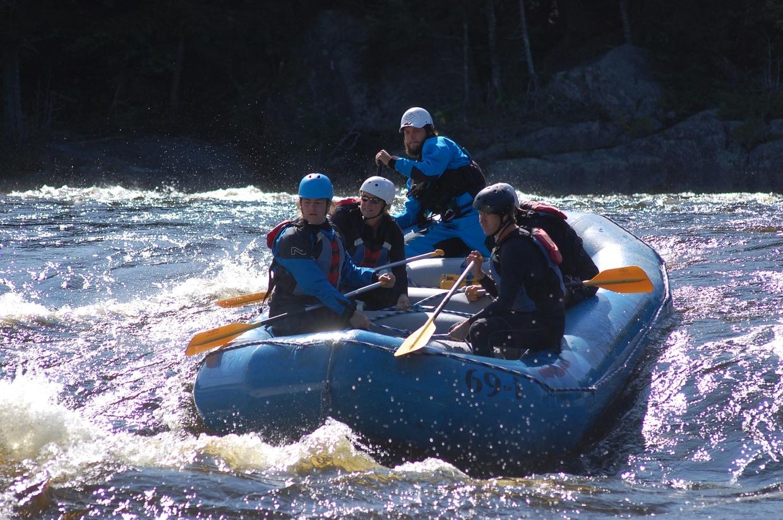 Penobscot Rafting 09/02/2017