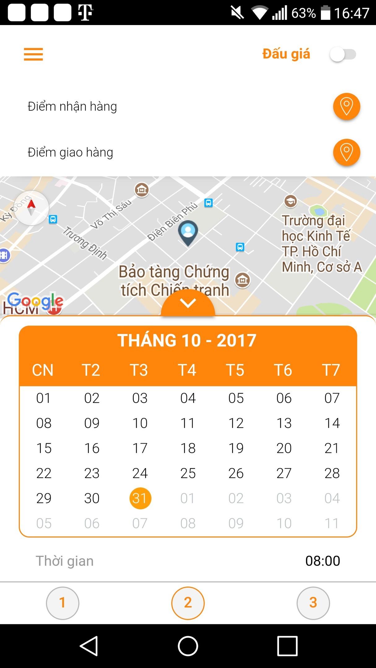 Ionic2 Calendar