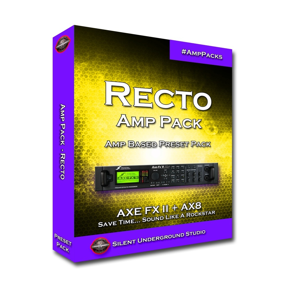 RECTO Amp Pack (FAS)