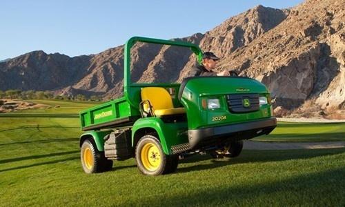 Download John Deere 2030 Utility Vehicle Service Repair Technical Manual TM1944