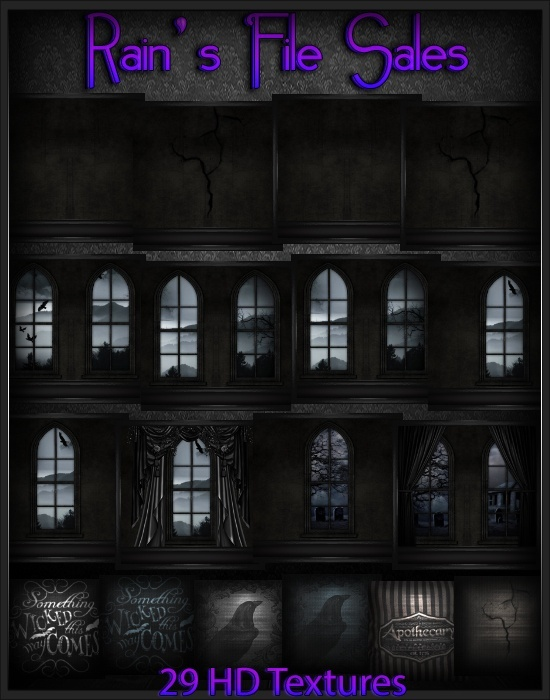 Wicked Raven --IMVU ROOM TEXTURES