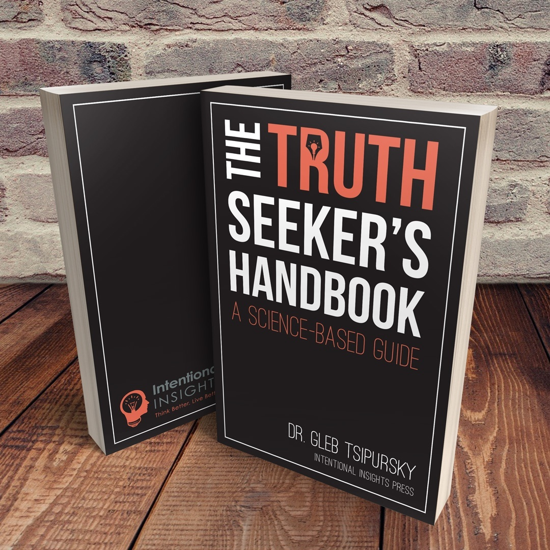 The Truth:Seeker's Handbook: A Science-Based Guide Package (E-Book and 2 Videos)