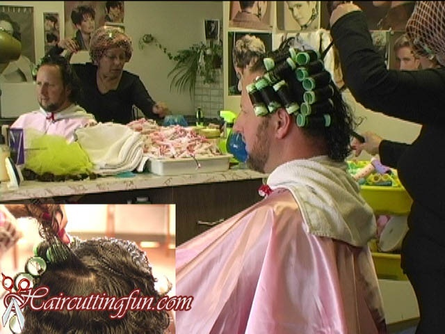 Randy's Haircut, Perm Rod and Roller Sets - VOD Digital Video on Demand