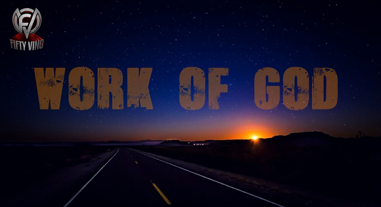 WORK OF GOD (WITH STEMS / TRACKOUTS - .WAV FORMAT)