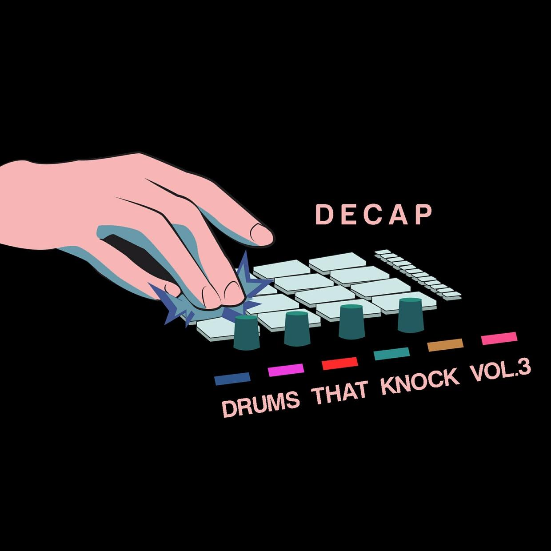 Drums That Knock Vol. 3 & 4 (Bundle)
