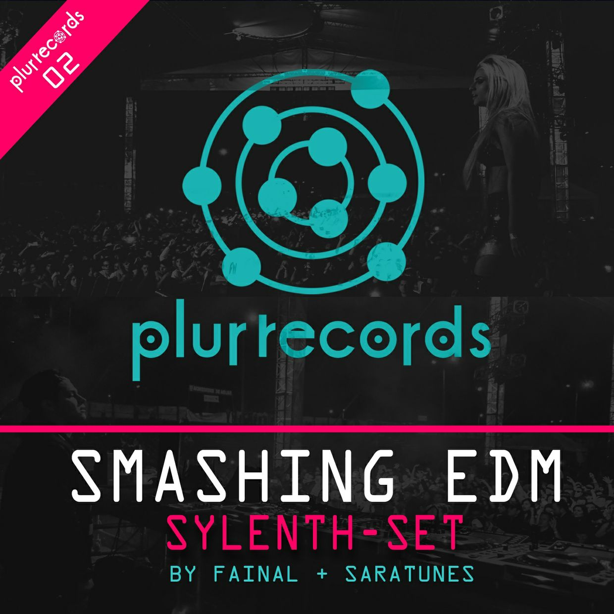 SMASHING EDM SYLENTH-SET BY FAINAL + SARATUNES