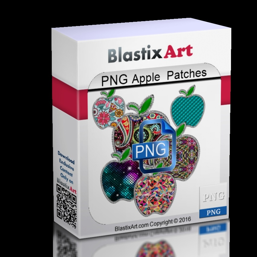 Png  Apple  Patches