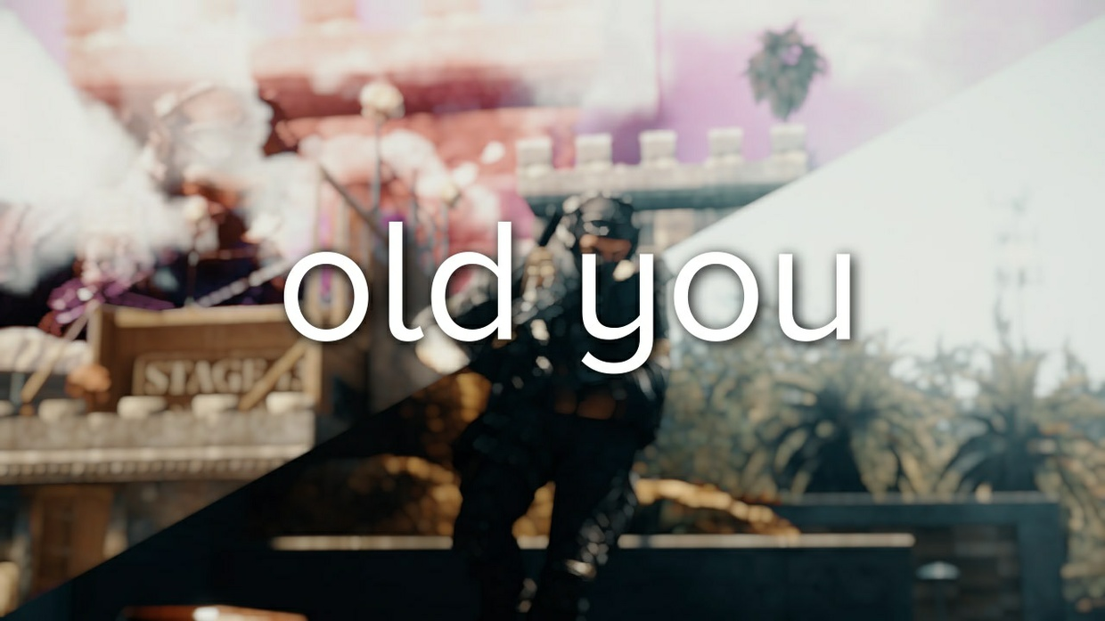 """""""Old You"""" Project File + Clips +Cinematics"""
