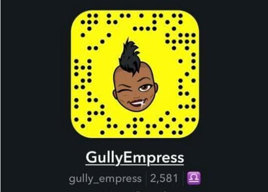 Gully Empress Video Snap Code