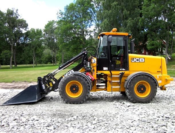 JCB 412S, 414S, 416S Wheeled Loader Service Repair Workshop Manual DOWNLOAD