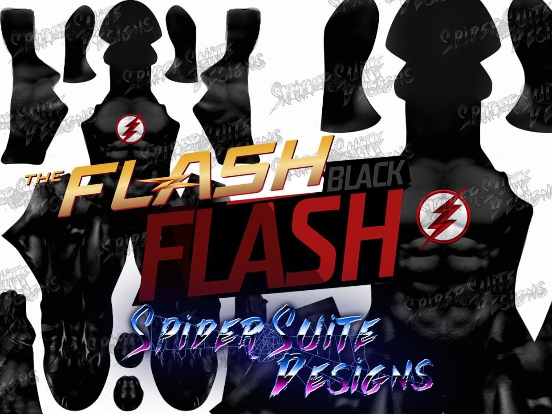 Classic Black Flash 2017 Pattern