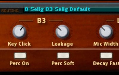 Selig B3 and Leslie 147