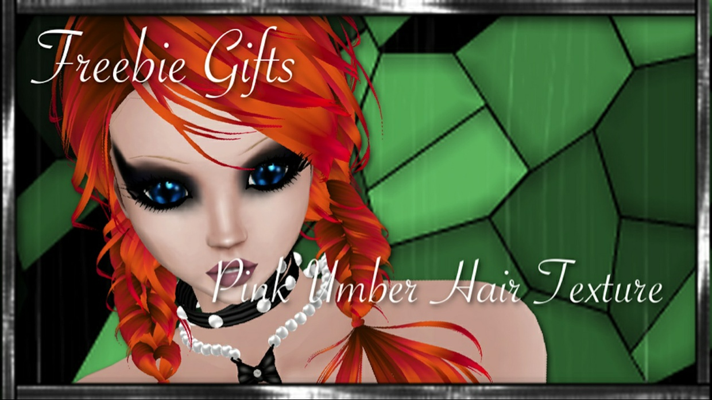 1 FREE Pink Umber Hair Texture created by iMMuneC @ IMVU