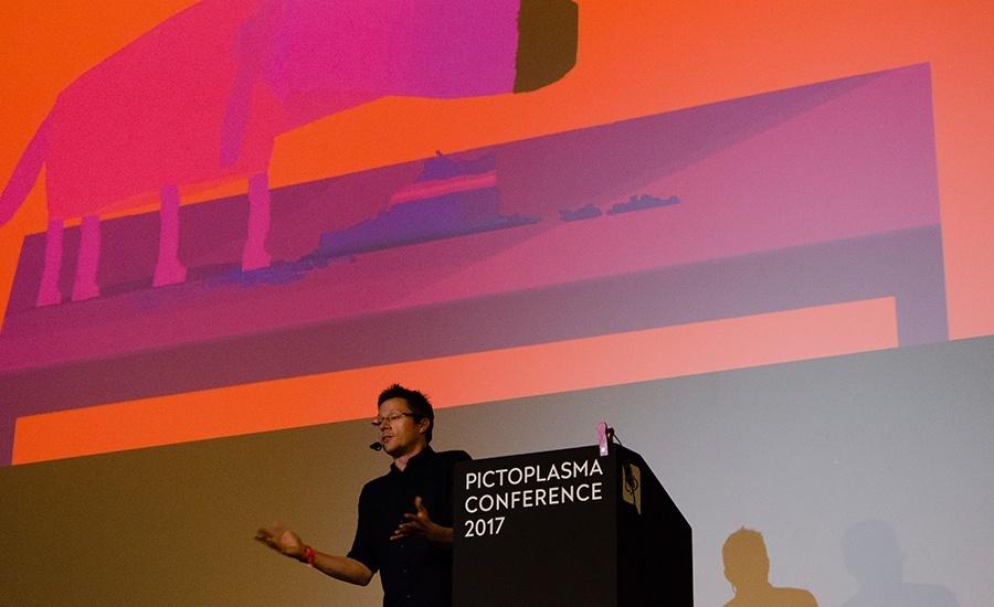 PictoTalks: Chris Haughton