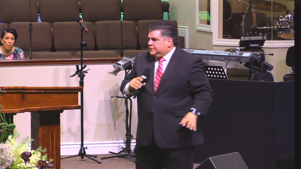 "Rev. Antonio Marquez 07-26-17pm "" Your Song Has A Victory "" MP4"