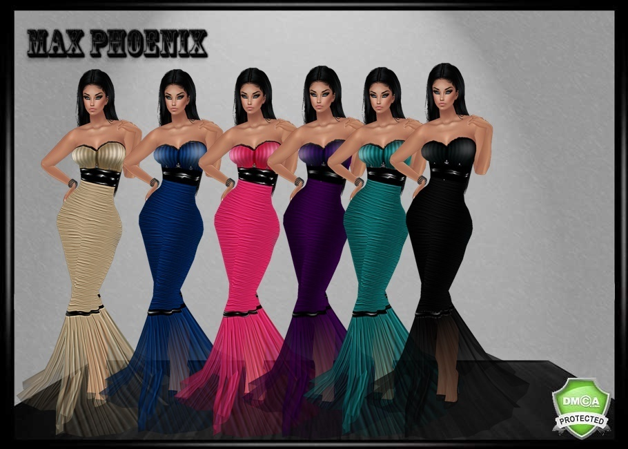 GOWN 6 colours
