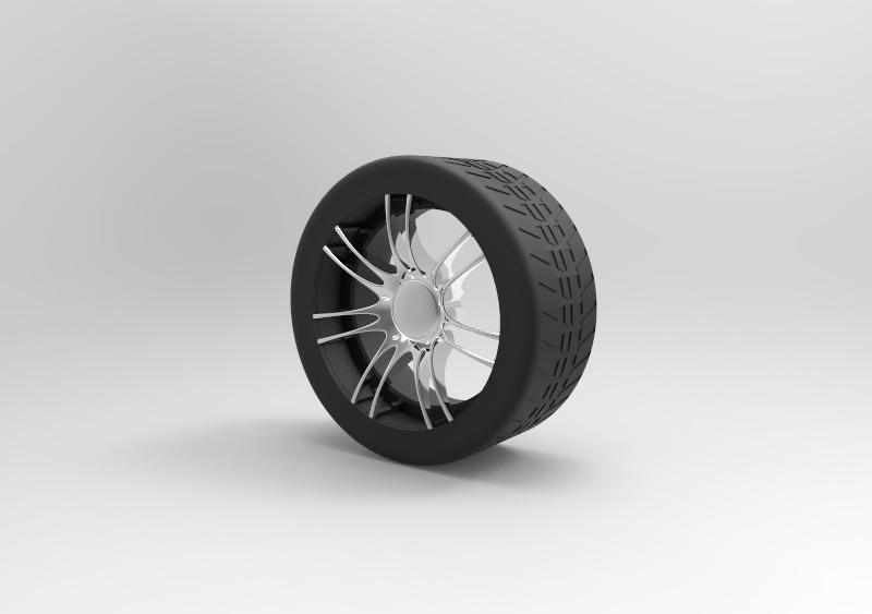 BMW M6 3D model (solidworks 2016)
