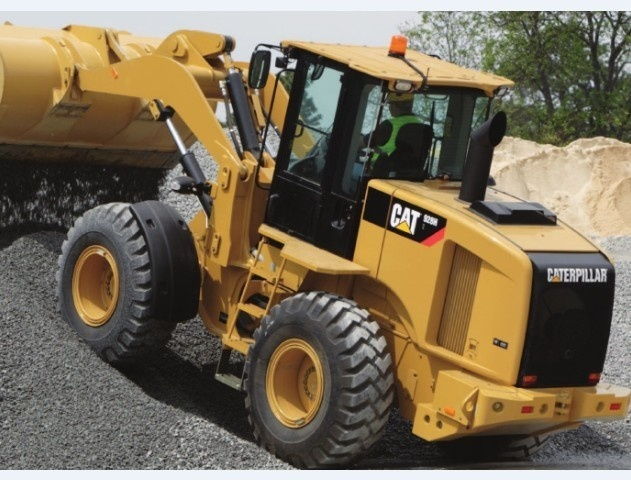 Caterpillar Cat 928HZ, 930H Wheel Loader Parts Manual DOWNLOAD