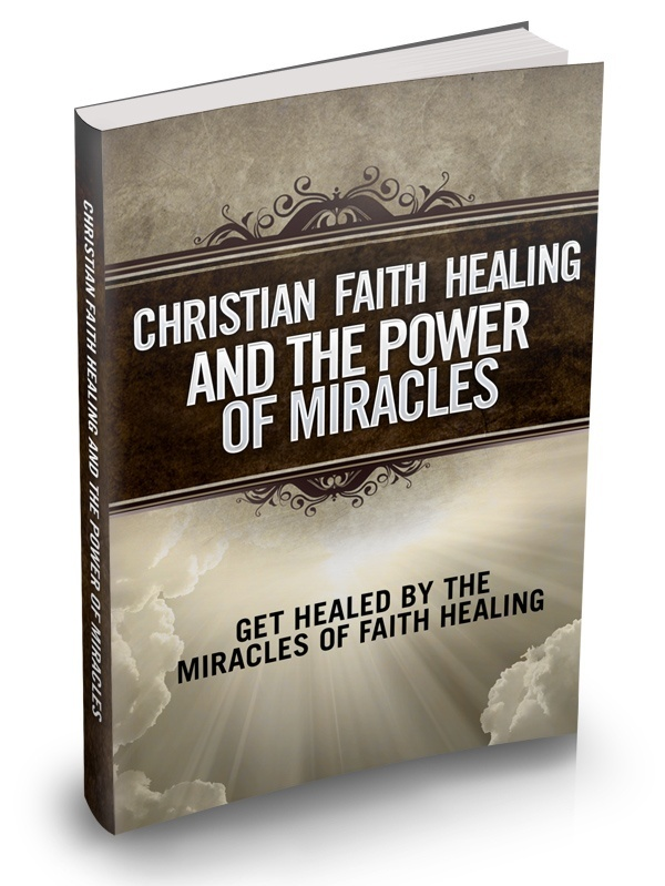 an analysis of christian faith healing in scientific proof that prayer and faith healing work Who wrote what many consider to be the bible of faith healing: science and scientific evidence that healing prayer work a study of the therapeutic.