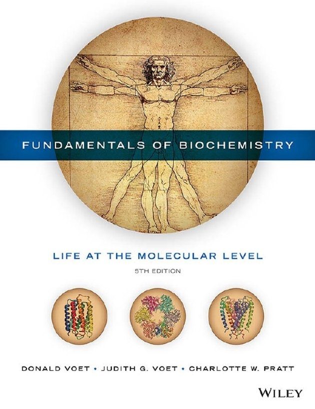 Fundamentals of Biochemistry  Life at the Molecular Level 5th edition ( PDF , Instant download )