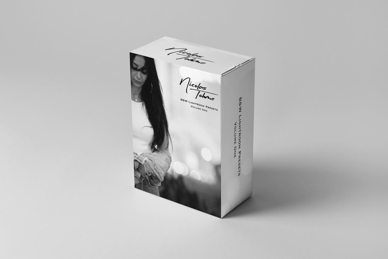 Nicolas Tohme B&W Lightroom Presets Volume One