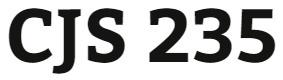 CJS 235 Week 3 Elder Abuse, Neglect, or Negligence Paper