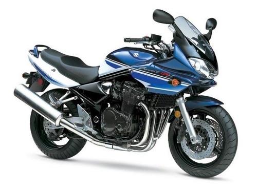 2005 SUZUKI GSF1200/GSF1200S MOTORCYCLE SERVICE REPAIR MANUAL