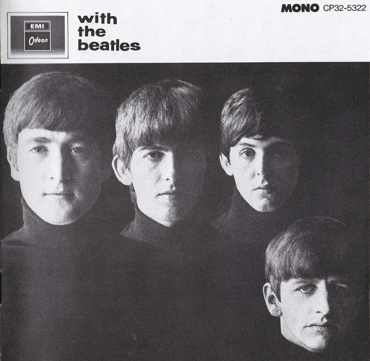 The Beatles - With The Beatles (1963)