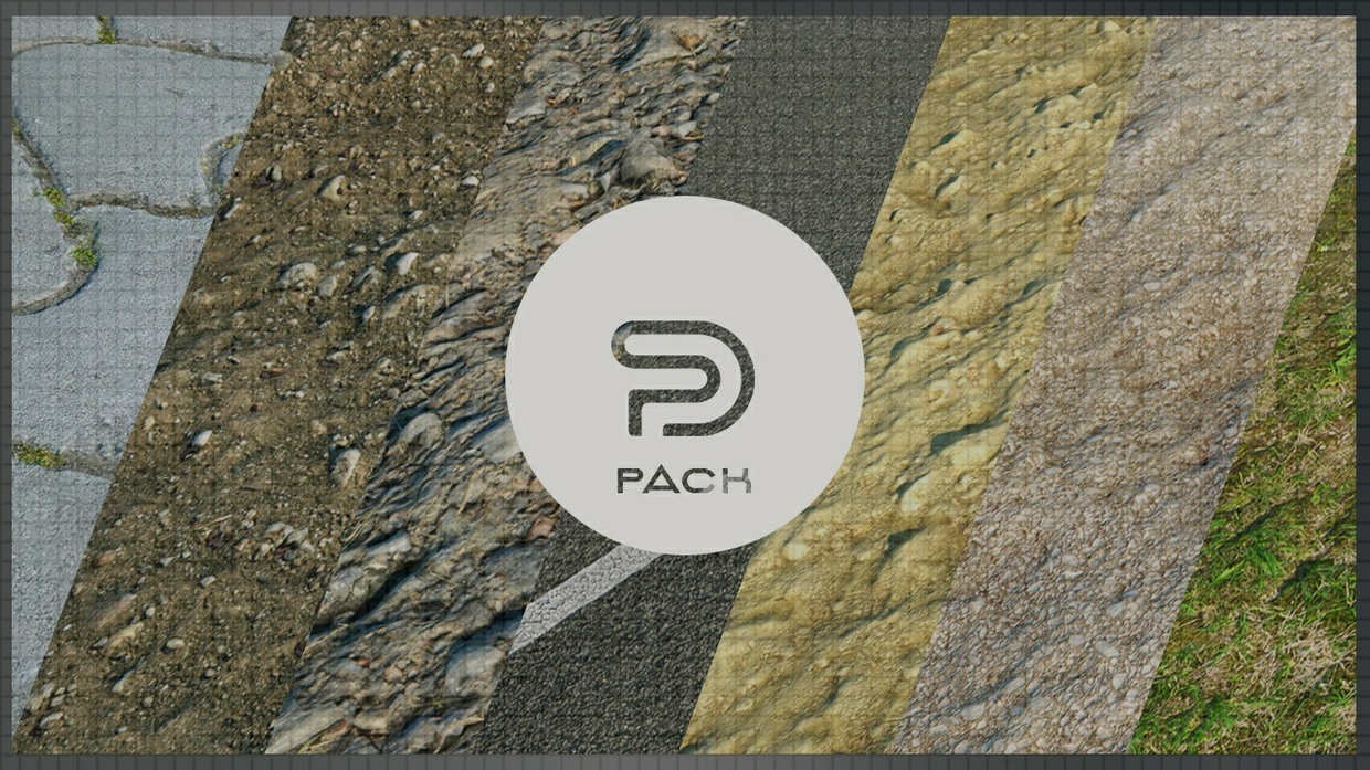 4K TEXTURE PACK
