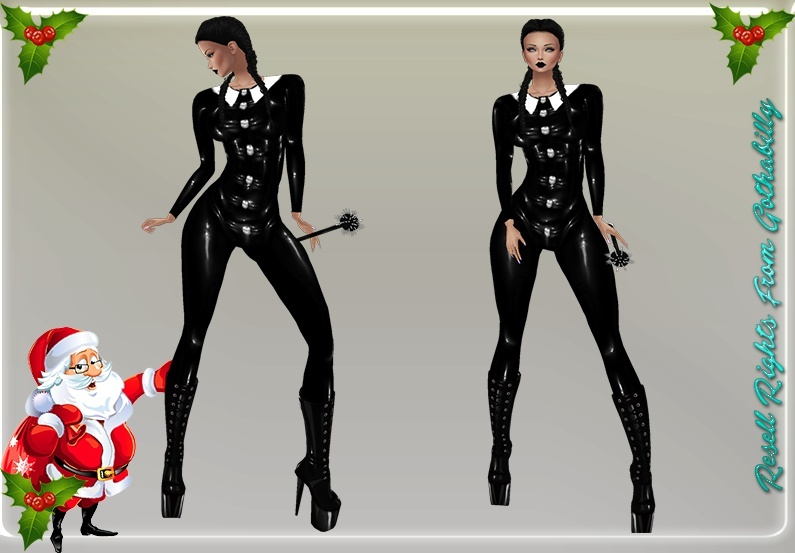 Wednesday Addams Family Exclusive Catty Only!!!!