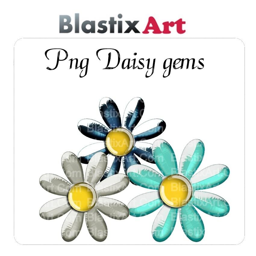 Png Daisy gems