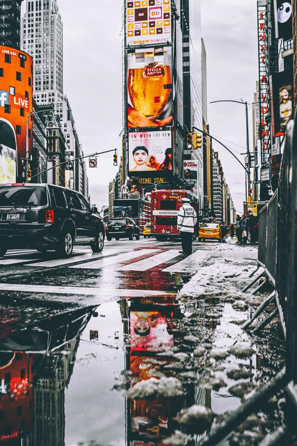 Metropolis City - Urban Presets