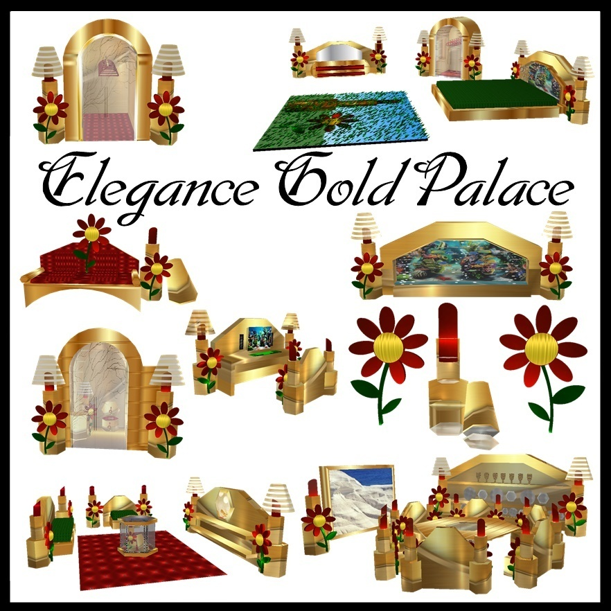Elegance Gold Palace By caryR