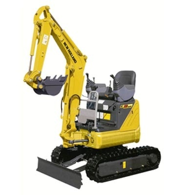 New Holland E9SR Mini Crawler Excavator Service Repair Manual Download