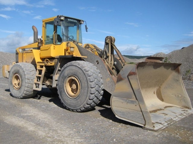 VOLVO L180C WHEEL LOADER SERVICE REPAIR MANUAL - DOWNLOAD